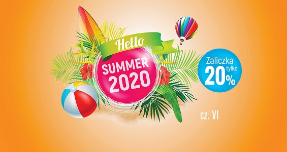 HELLO SUMMER 2020 z Exim Tours